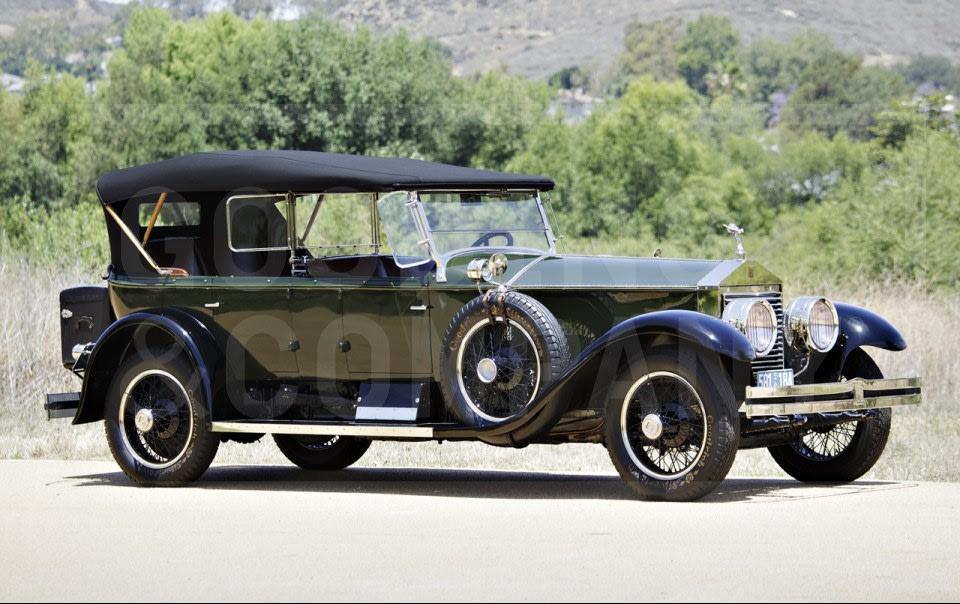 1926 Rolls-Royce Silver Ghost Pall Mall
