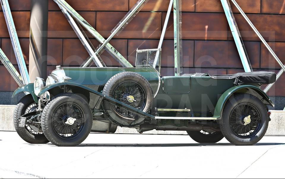 1927 Bentley 3 Litre Speed Model Sports Tourer-1