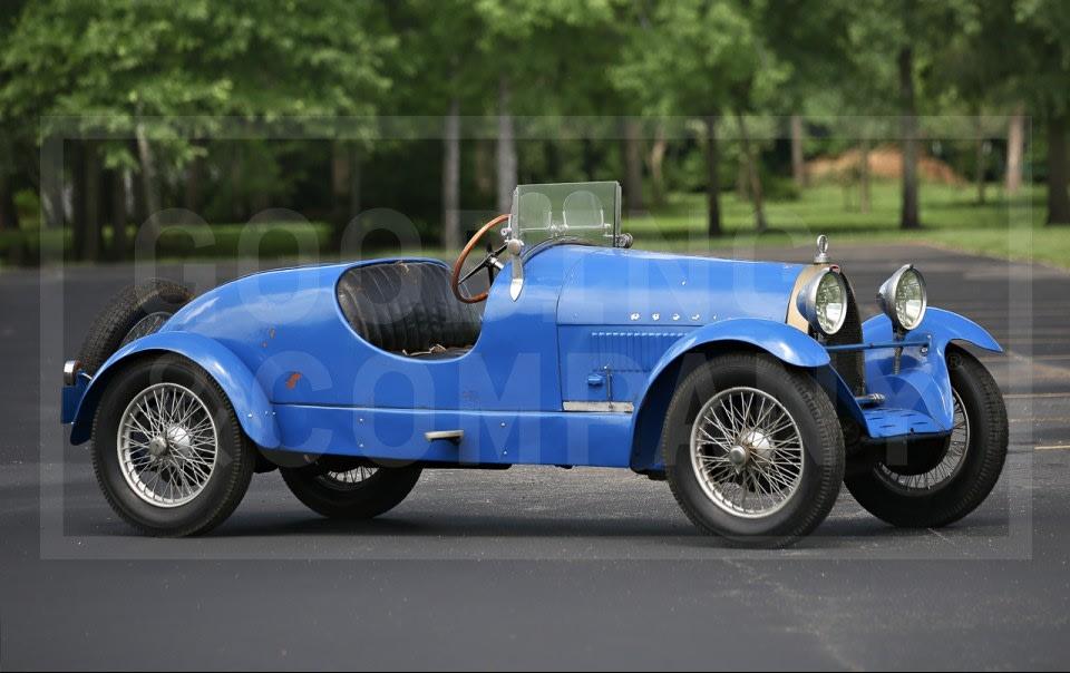 1927 Bugatti Type 38 Roadster-2