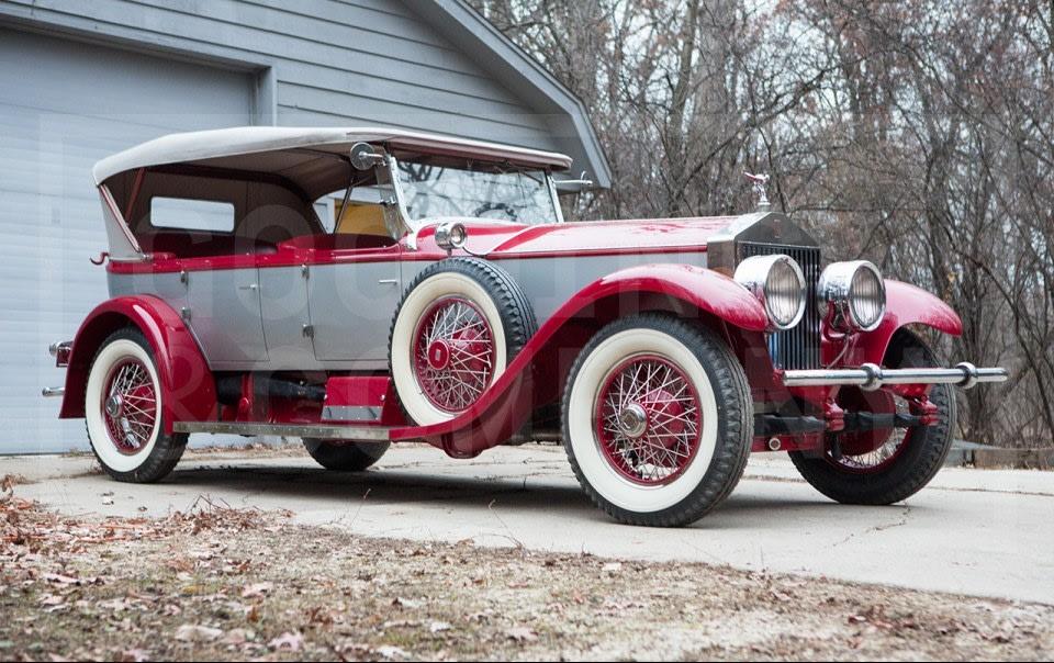 1928 Rolls-Royce Phantom I Pall Mall