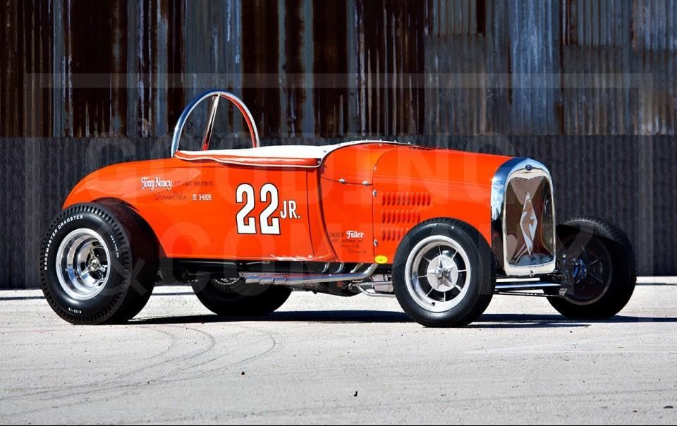 1929 Ford 22 Jr. Tony Nancy Roadster
