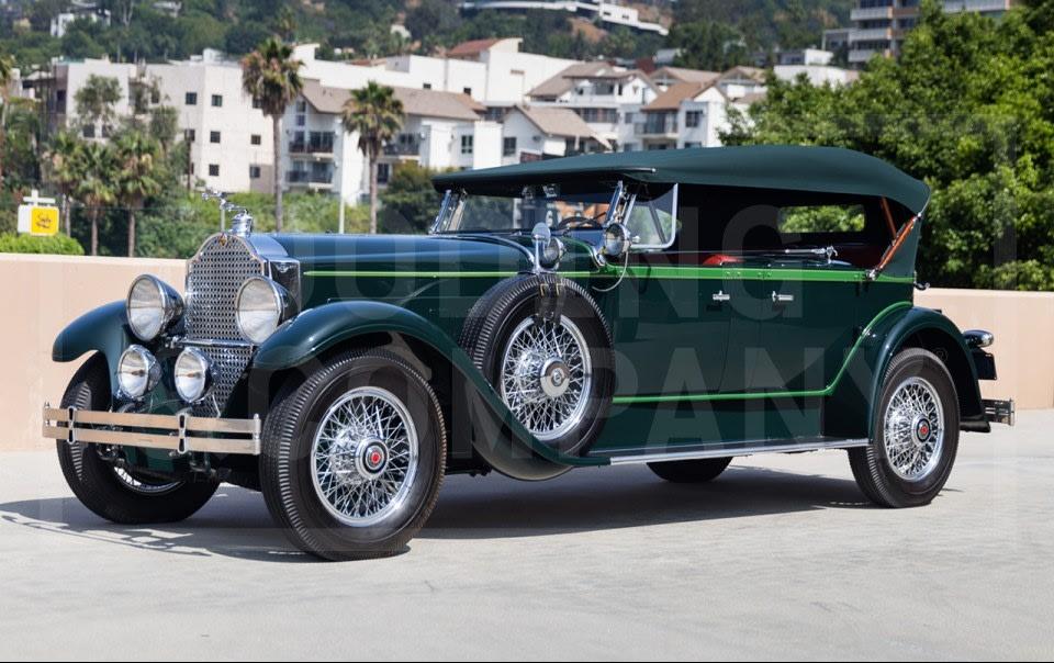 1929 Packard 645 Dual Cowl Sport Phaeton-2