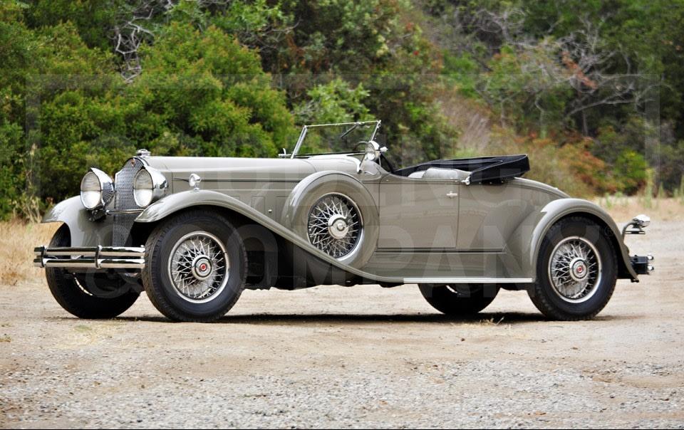 1930 Packard 734 Speedster Runabout-1