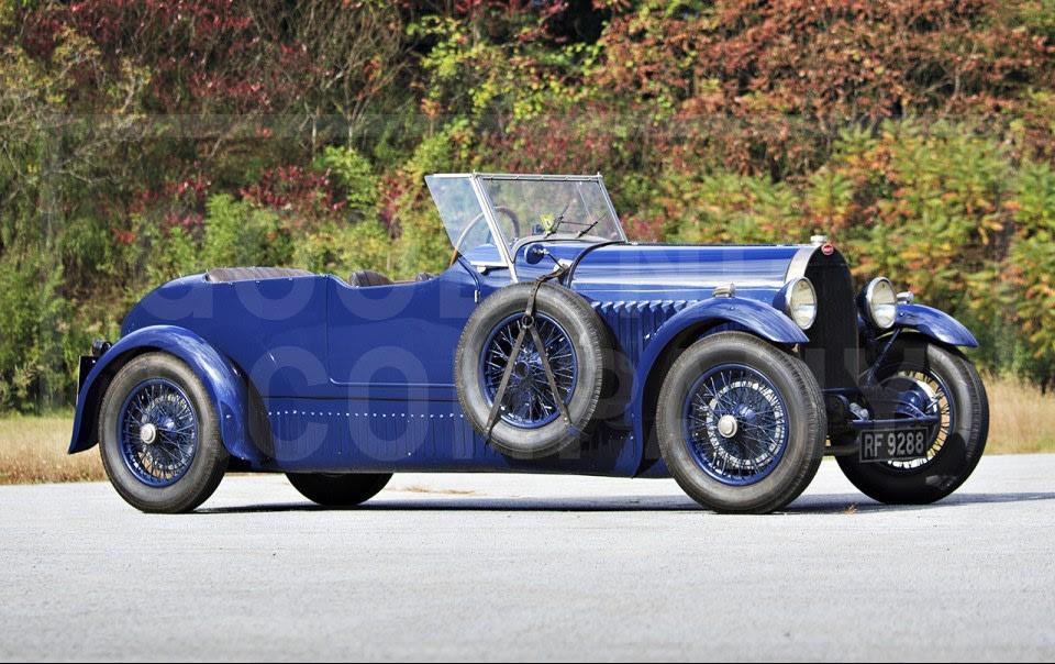 1931 Bugatti Type 49 Grand Sport