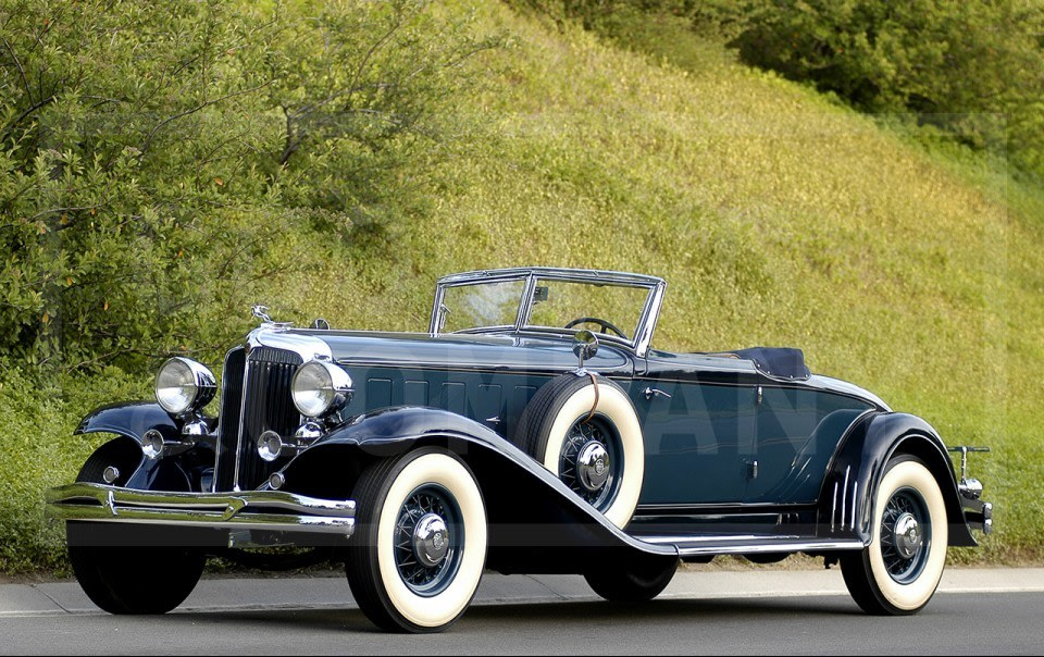 1932 Chrysler CL Custom Imperial Convertible Coupe