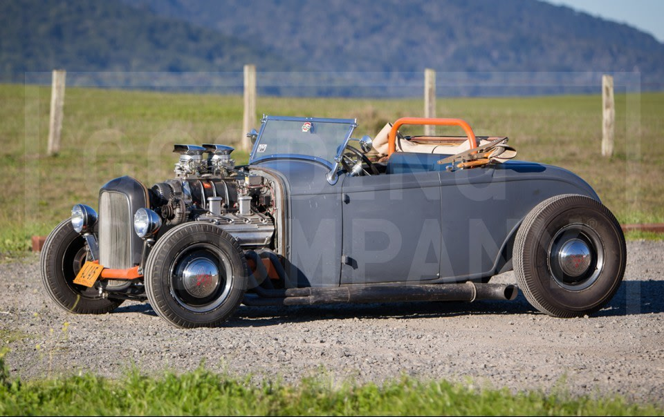 1932 Ford Roadster-2
