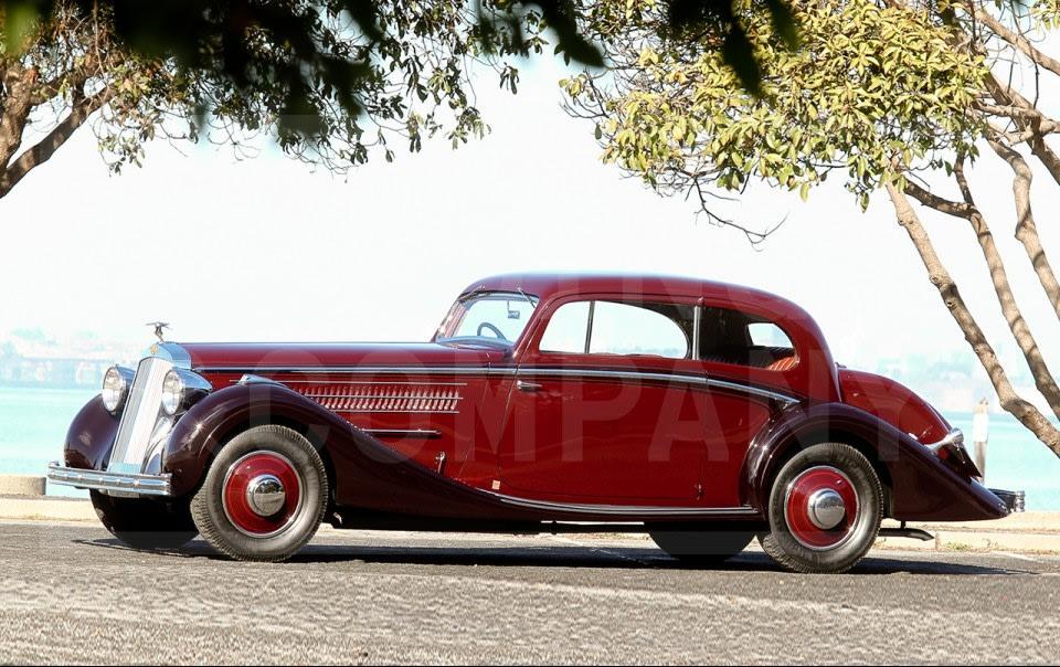 1937 Hispano-Suiza K6 Coupe-2