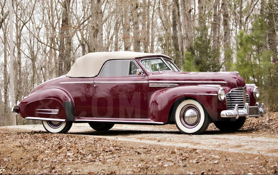 1941 Buick Super Convertible