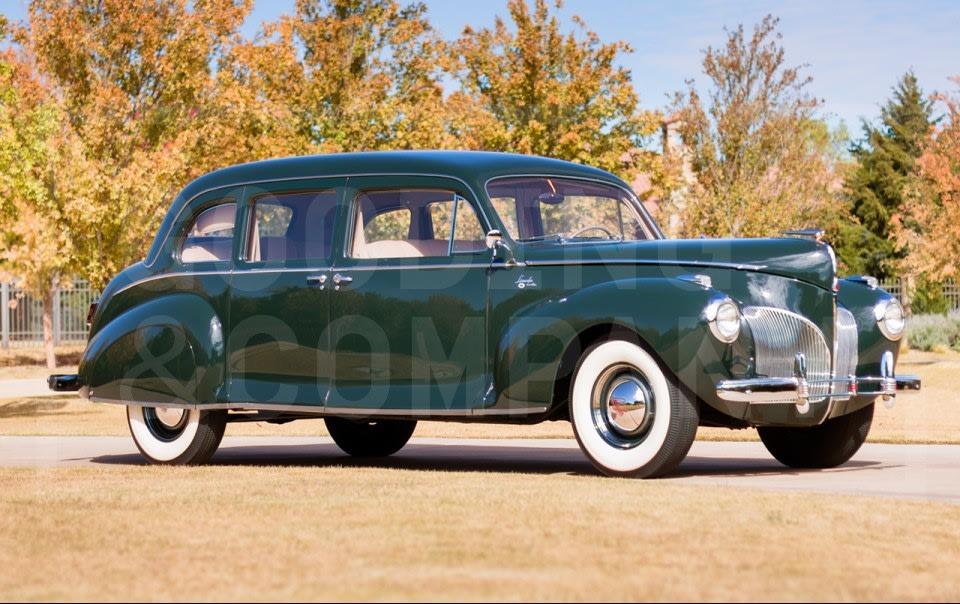1941 Lincoln Custom Limousine