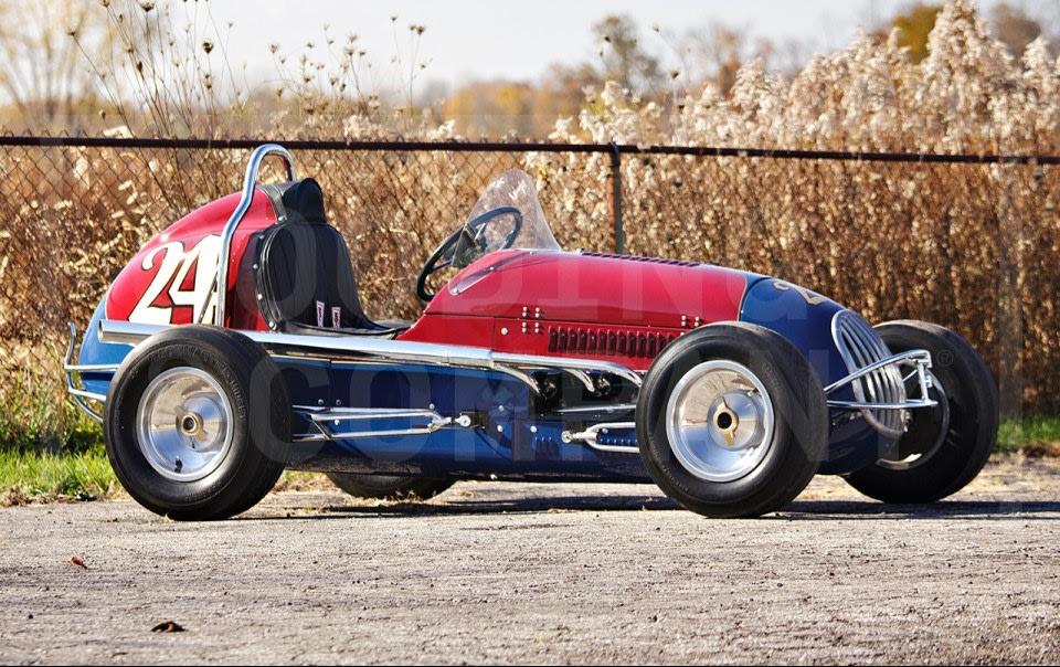 1947 Kurtis Kraft Midget Racer-1