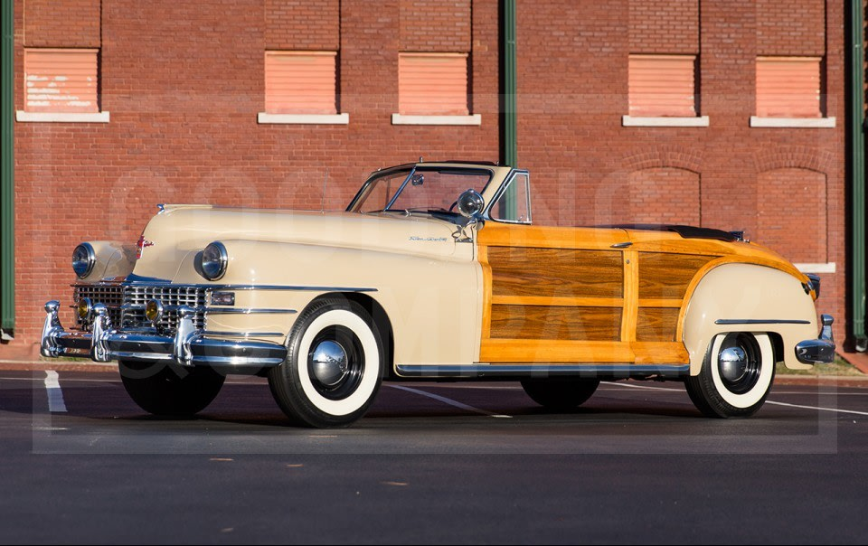 1948 Chrysler Town and Country Convertible-5