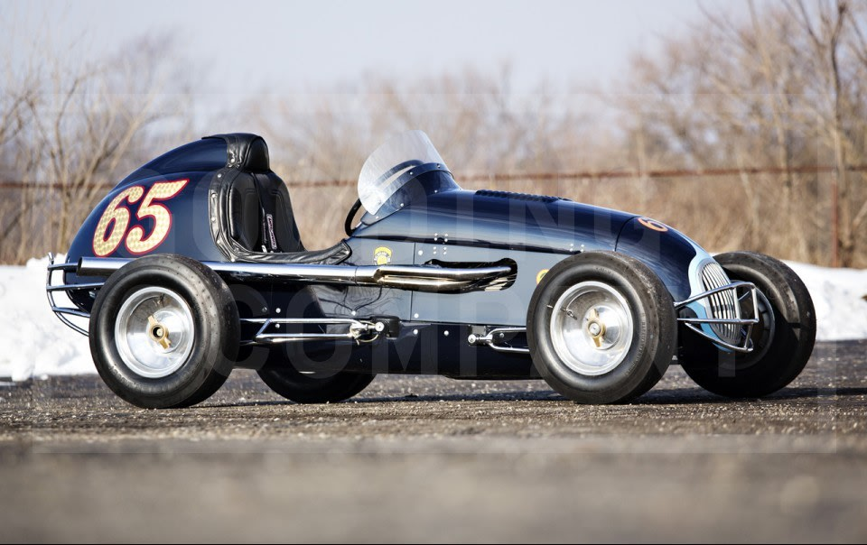 1948 Kurtis Kraft Midget Racer-1