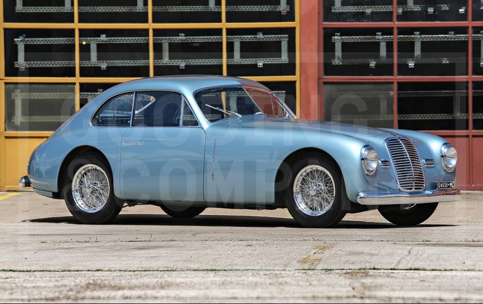 1948 Maserati A6/1500 Coupe-1