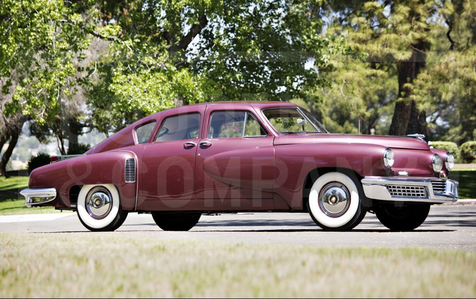 1948 Tucker 48-3