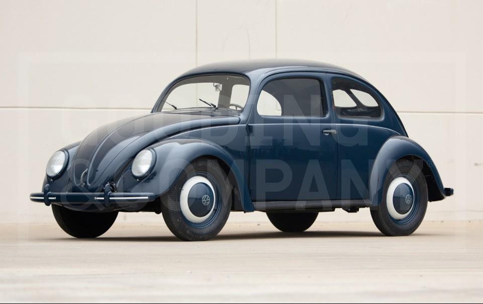 1951 Volkswagen Beetle-1