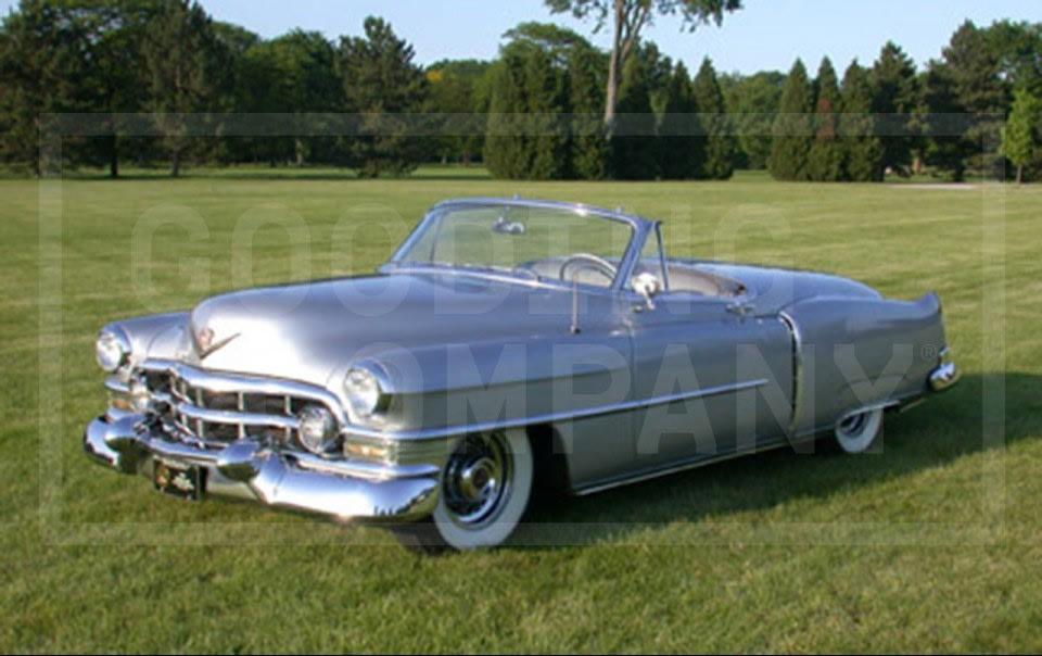 1952 Caddilac Two-Seater Custom Convertible