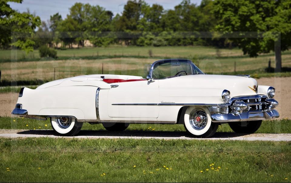 1953 Cadillac Series 62 Eldorado