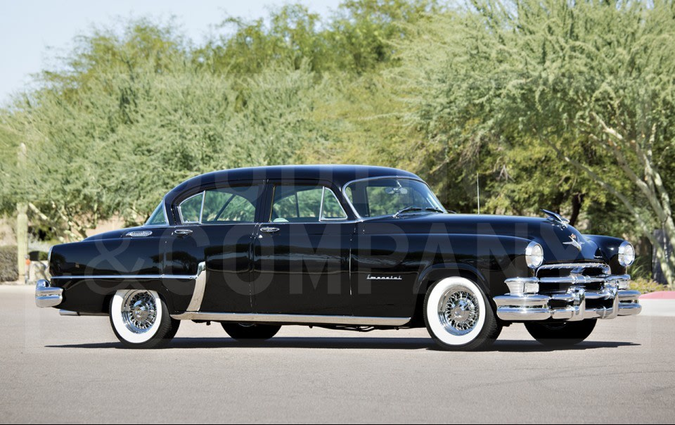 1953 Chrysler Crown Imperial Sedan