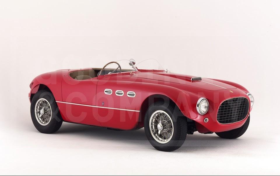 1953 Ferrari 250 Mille Miglia Spyder