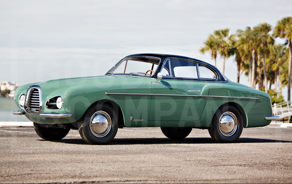 1953 Fiat 1100 Coupe