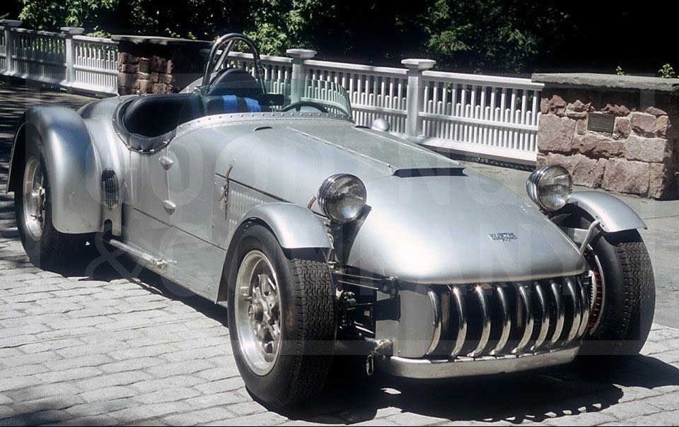 1953 Kurtis 500S Roadster