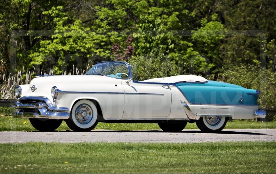 1953 Oldsmobile Ninety-Eight Fiesta