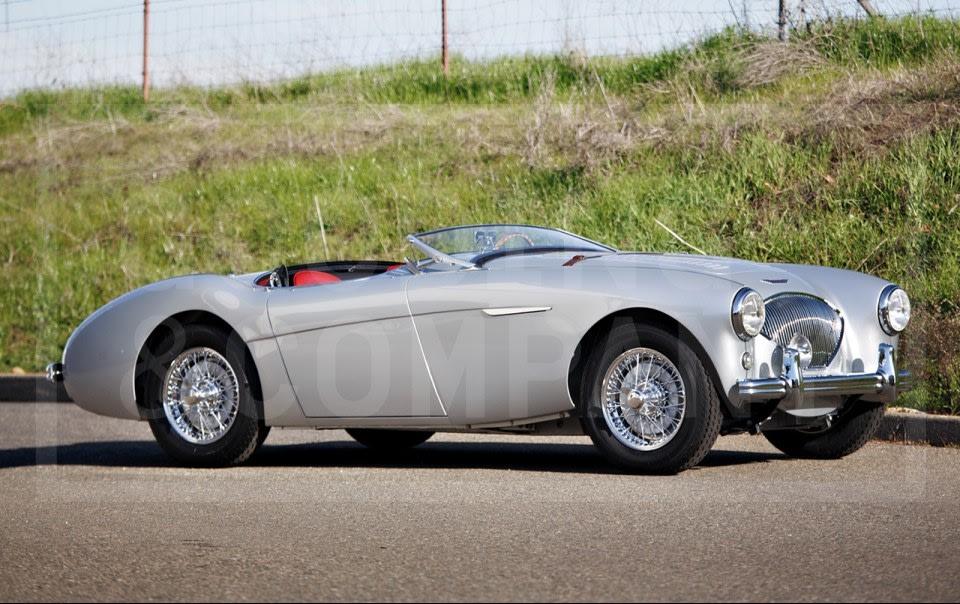 1954 Austin-Healey 100/4 BN1 Le Mans