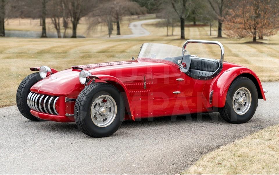 1954 Kurtis 500S