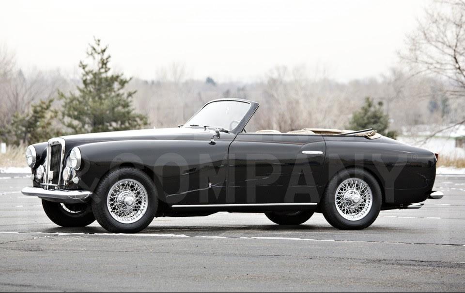 1954 MG Arnolt Cabriolet