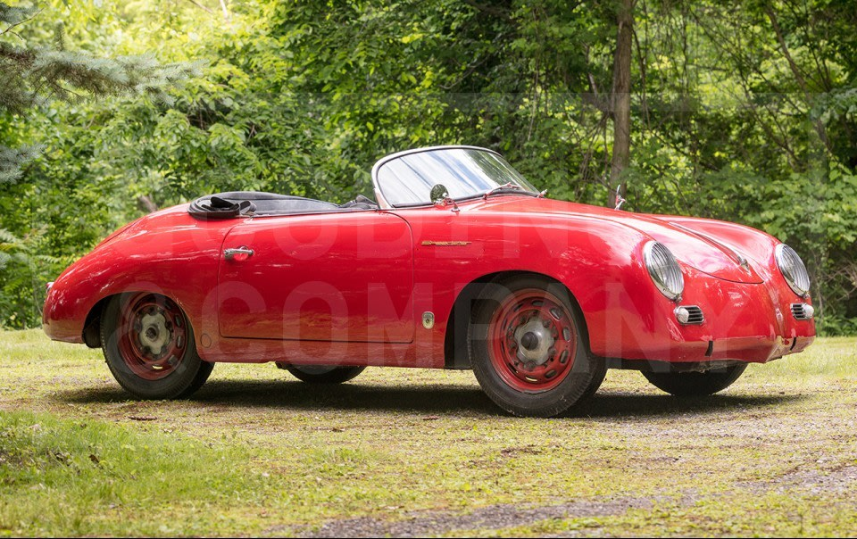 1954 Porsche 356 Super Speedster
