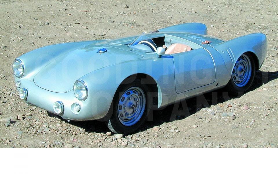 1954 Porsche 550/1500RS