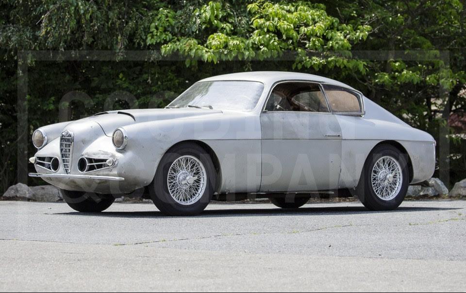 1955 Alfa Romeo 1900C SS Coupe (1)
