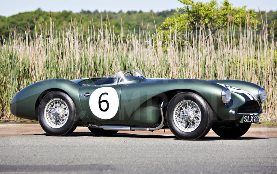 1955 Aston Martin DB3S (1)