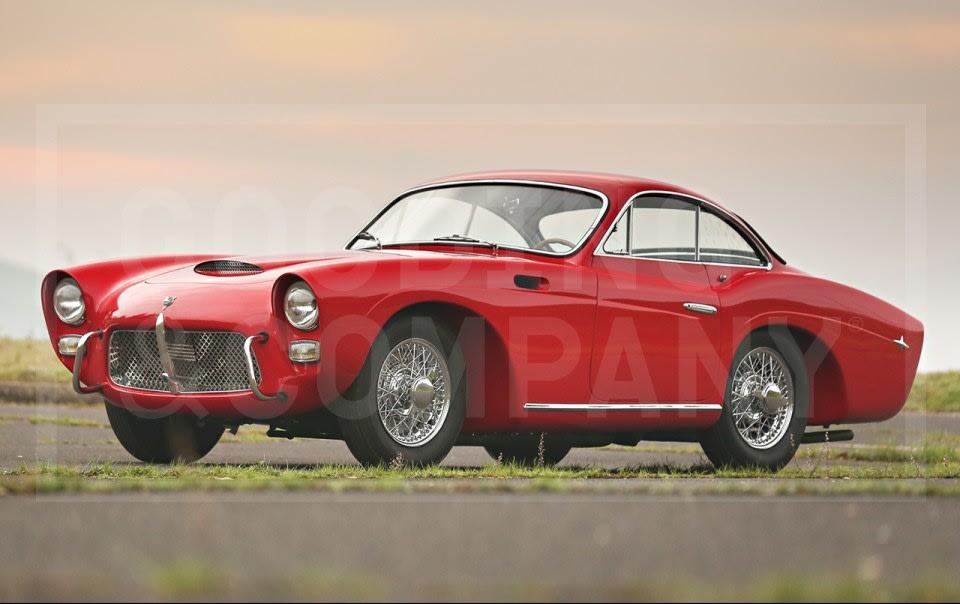 1955 Pegaso Tipo Z-102B