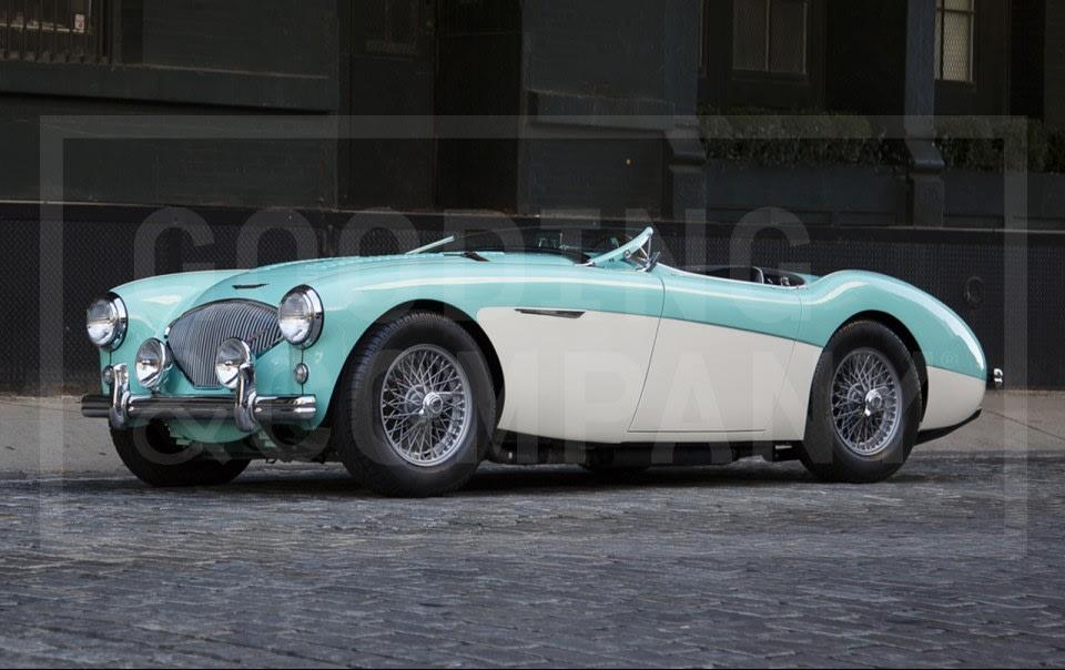 1956 Austin-Healey 100 M(1)