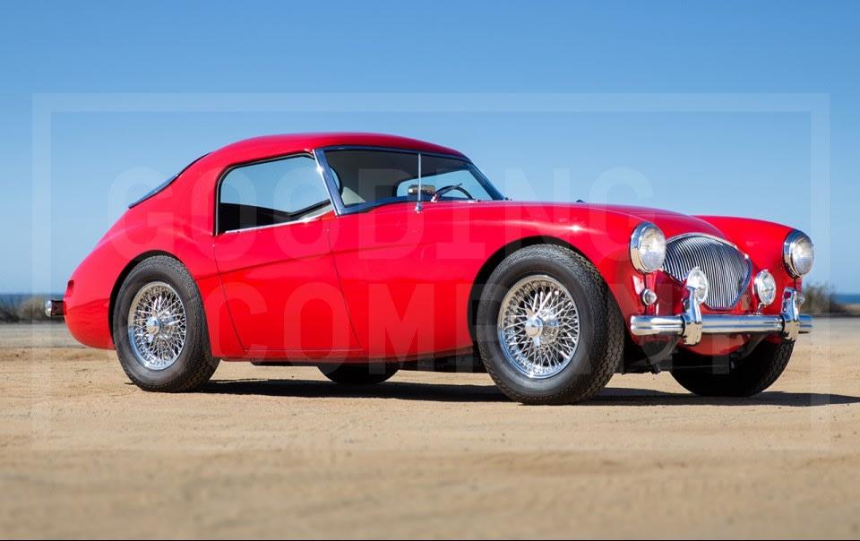 1956 Austin-Healey 100/4  BN2 Coupe