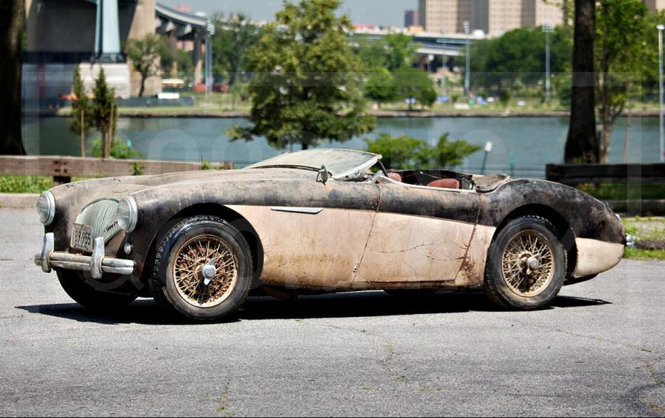 1956 Austin-Healey 100/4 BN2-1