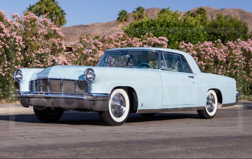 1956 Continental Mark II-1