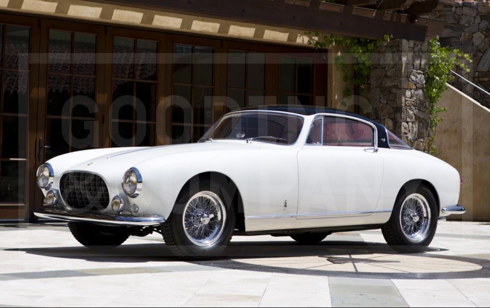 1956 Ferrari 250 Europa GT