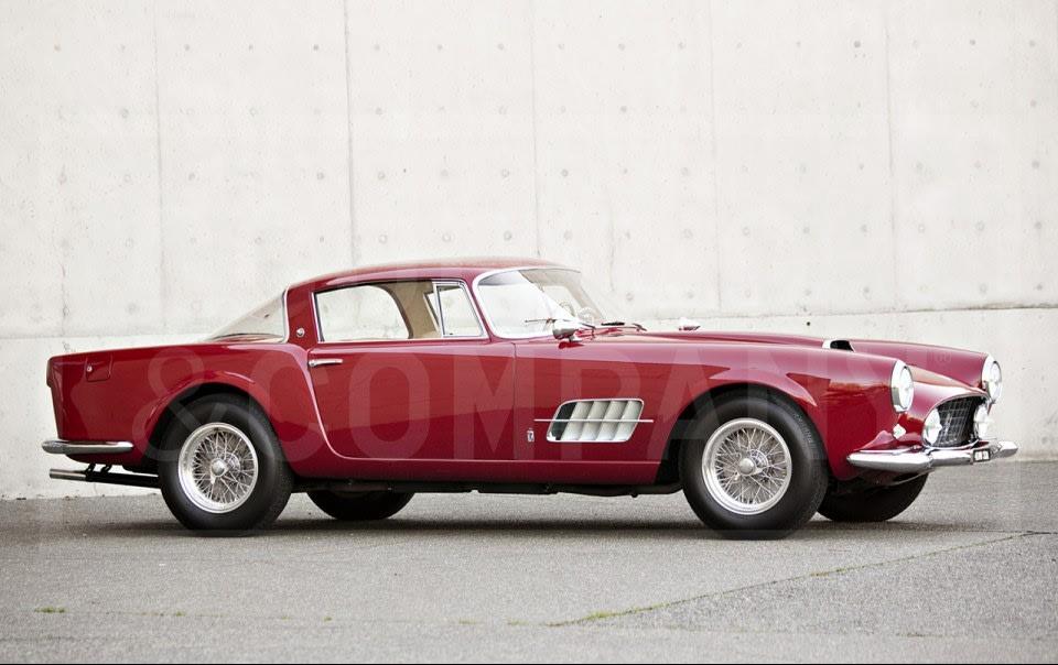 1956 Ferrari 410 Superamerica Series I Coupe(1)