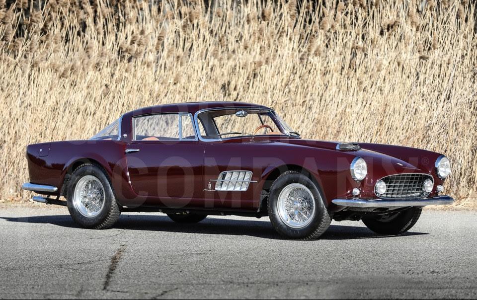 1956 Ferrari 410 Superamerica Series I Coupe