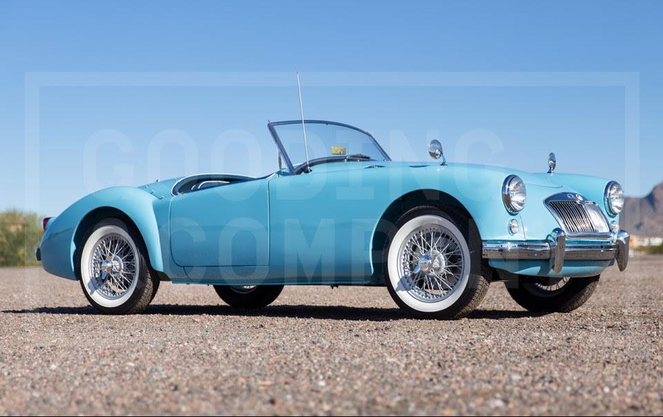 1956 MGA 1500 Roadster-2