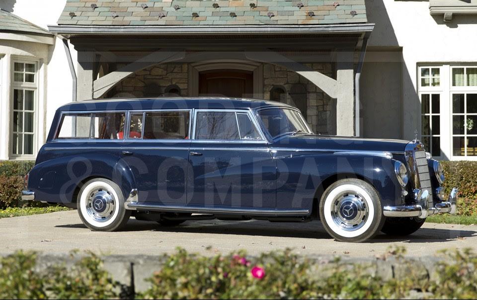 1956 Mercedes-Benz 300 C Station Wagon-2