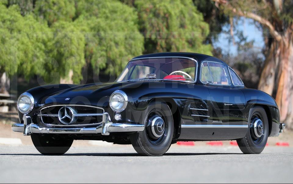 1956 Mercedes-Benz 300 SL Gullwing (3)
