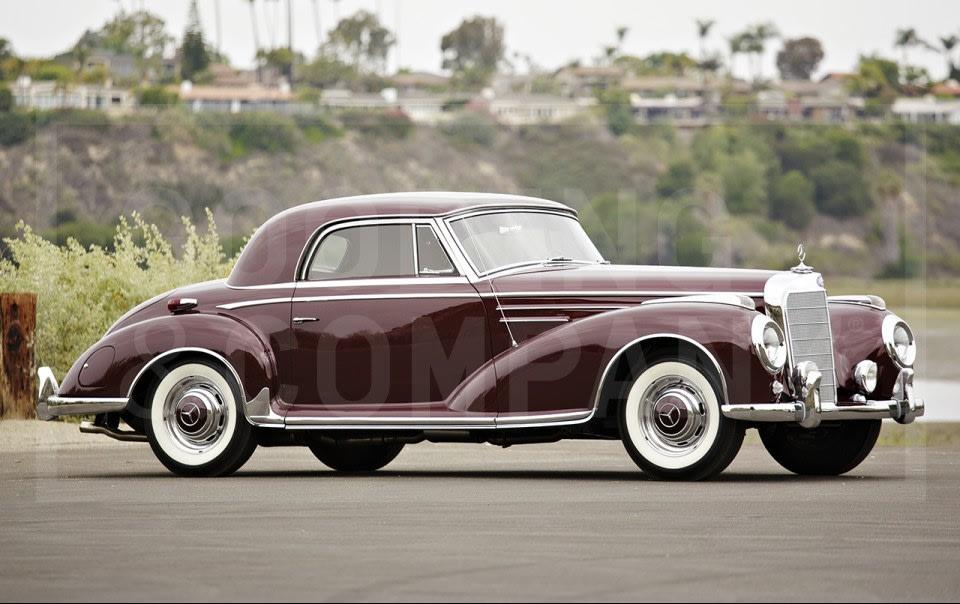 1956 Mercedes-Benz 300Sc Coupe