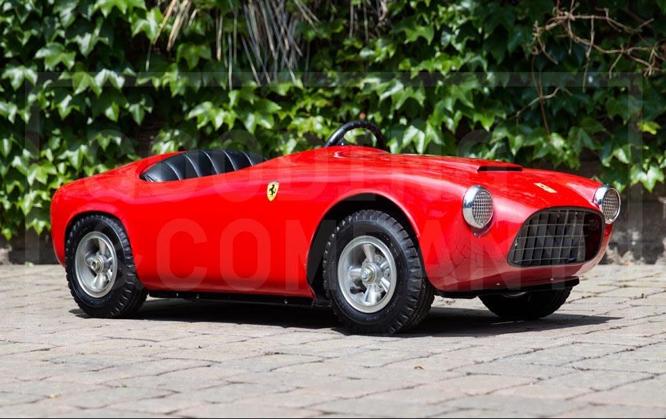 1956 S.I.L.A. Barchetta Bimbo V12 Child's Car