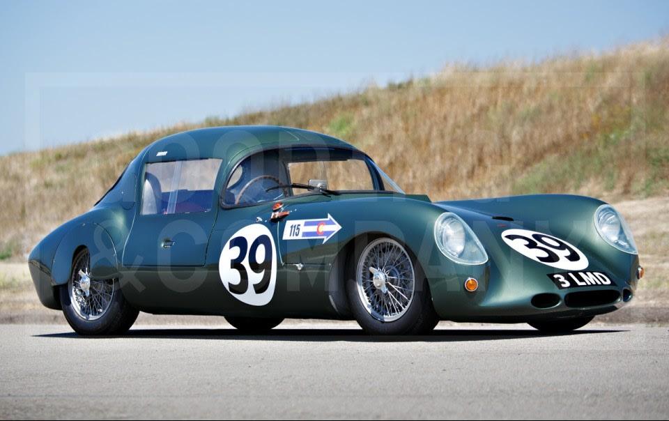 1957 Arnott-Climax 1100 GT