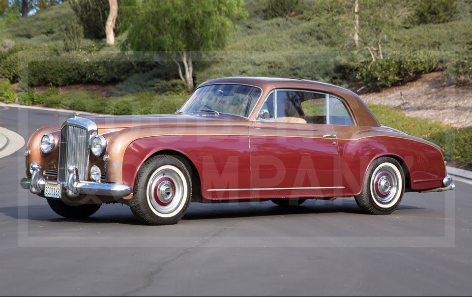1957 Bentley S1 Continental Two-Door Saloon (1)