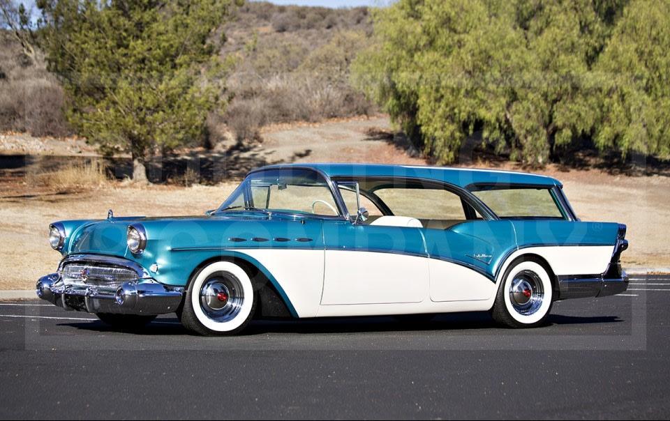 1957 Buick Caballero Estate Wagon (1)