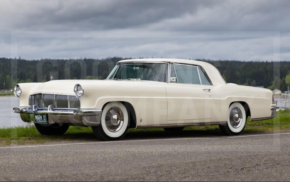 1957 Continental Mark II-2